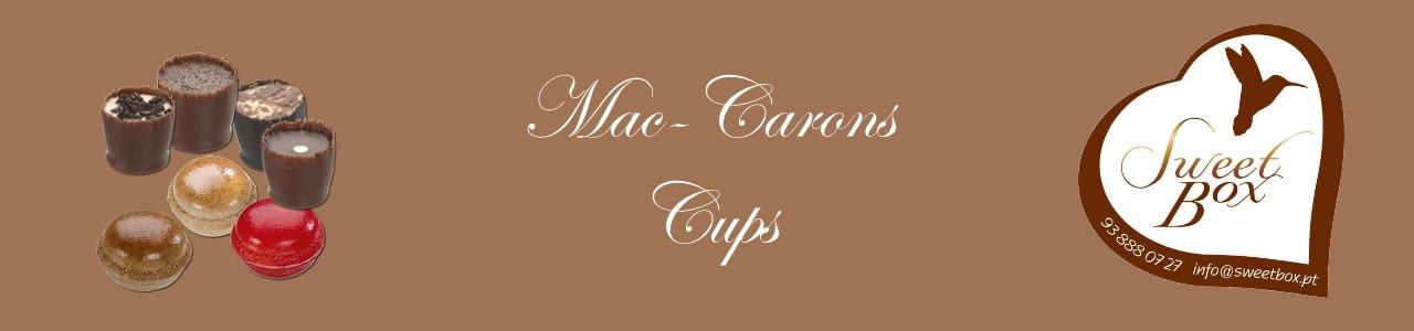 Maccarons & cups